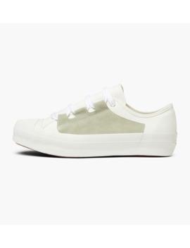 Asymmetric Ghilie Sneaker by Needles