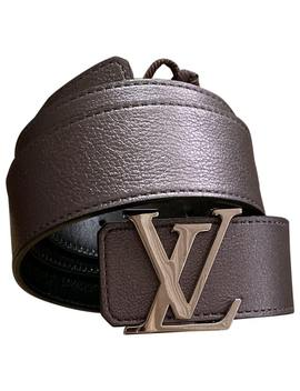 Leather Belt by Louis Vuitton