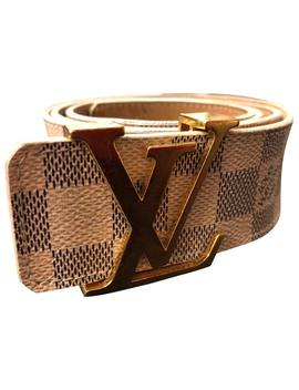 Cloth Belt by Louis Vuitton