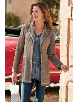 Pressley Jacket by Soft Surroundings