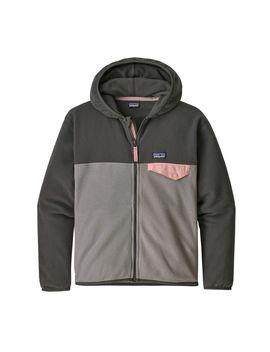 Patagonia Girls' Micro D™ Snap T® Fleece Jacket by Patagonia