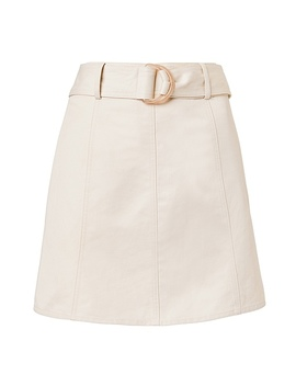 Panelled Mini Skirt by Witchery