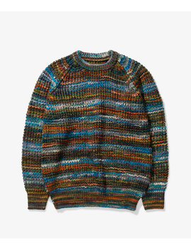Crew Neck Knit Sweater by Ts(S)