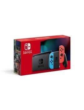Consola Portátil Nintendo Switch (32 Gb   Azul E Vermelho Néon) by Worten