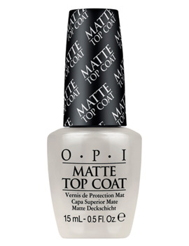 Opi Matte Top Coat, 15ml by Farmers