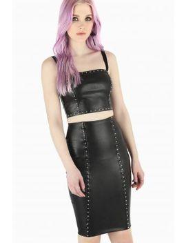 Eternal Bond Pencil Skirt Bm Fit   Limited by Black Milk