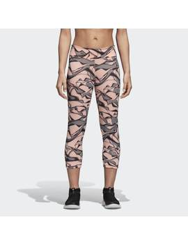 Tights (3/4) D2 M Rr Aop 34 by Adidas