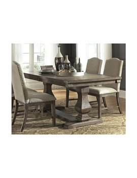 Johnelle Dining Room Extension Table by Ashley Homestore
