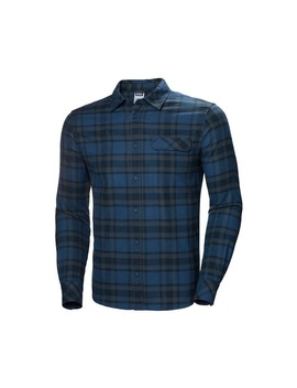 Classic Check Ls Shirt by Helly Hansen