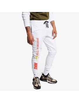 Nike Sportswear Club Jogger   White by Pro Direct Select