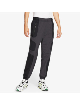 Nike Sportswear Re Issue Sweatpants Woven   Black/Anthracite by Pro Direct Select
