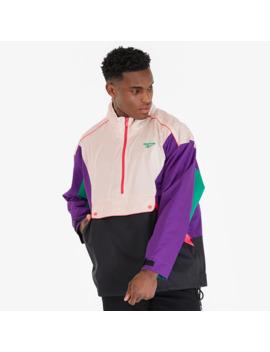 Reebok Cl F Trail Jacket   Regal Purple/Buff by Pro Direct Select