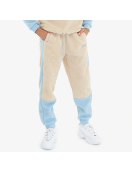 Fila Camillo Sherpa Pant   Bleached Sand by Pro Direct Select