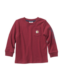 Long Sleeve Pocket Tee by Carhartt