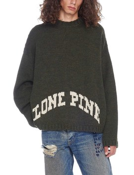 'lone Pine' Sweater by Reese Cooper