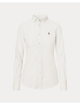 Slim Fit Cotton Oxford Shirt by Ralph Lauren