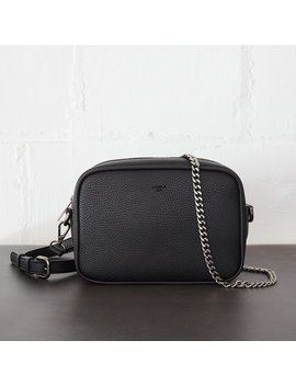 Grace     Mini Crossbody [Signet]   Black        Grace     Mini Crossbody [Signet]   Black by Angela Roi