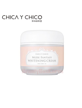 Chica Y Chico Nude Fantasy Whitening Cream 55ml by Chica Y Chico