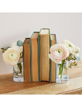 Vase Bookends by Monika Lubkowska Jonas