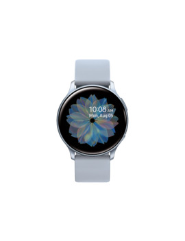 Galaxy Watch Active2 (40mm), Cloud Silver (Bluetooth) by Samsung