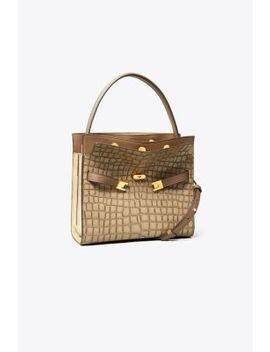 Lee Radziwill Small Double Bag by Tory Burch