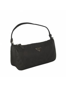 Tessuto  Cloth Handbag by Prada
