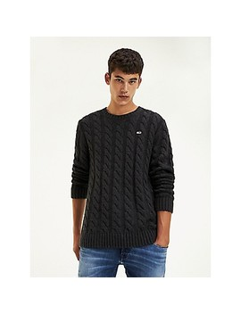 Cableknit Sweater by Tommy Hilfiger