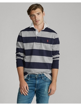 The Iconic Rugby Shirt by Ralph Lauren