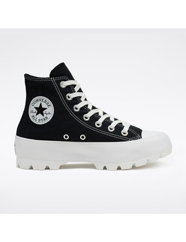 Lugged Chuck Taylor All Star High Top by Converse