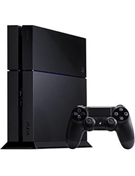 Preowned Play Station 4 500 Gb Console (Fair Condition) by Game