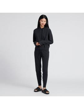 Cashmere Tracksuit Jogger Smoke by Naadam