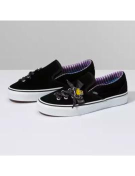 Disney X Vans Slip On Lace by Vans