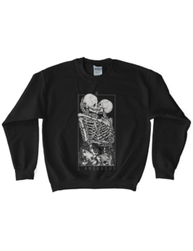 'the Lovers' Sweatshirt by Wicked