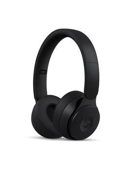 Beats Solo Pro Noise Cancelling On Ear Headphones   Black   Mrj62 Ll/A by Beats