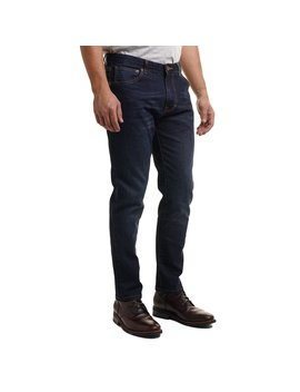 Johnny Stretch Jeans Slim Fit   Dark Rinse by Peter Manning