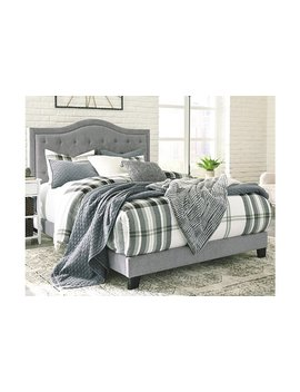 Jerary King Upholstered Bed by Ashley Homestore