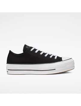 Renew Canvas Chuck Taylor All Star Platform Low Top by Converse