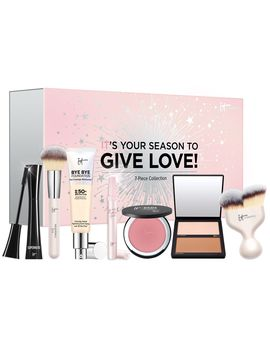 It Cosmetics It's Your Season To Give Love! 7pc Grand Collection by It Cosmetics®Includes: