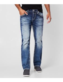 Boulder Straight Stretch Jean by Rock Revival