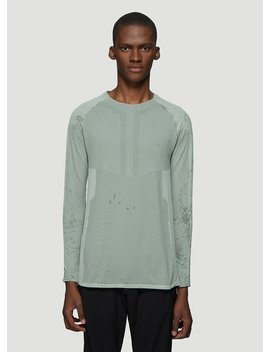 Midlayer Technical T Shirt In Green by Nike