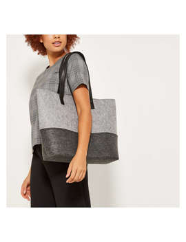 Colour Block Tote by Joe Fresh