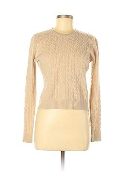 Cashmere Pullover Sweater by Aqua