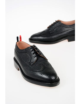 Leather Derby by Thom Browne