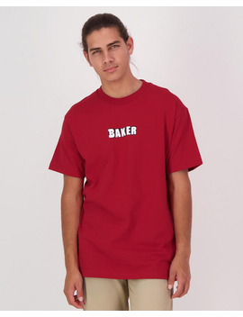 Brand Logo T Shirt by Baker