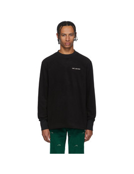 black-fleece-sweatshirt by aimÉ-leon-dore