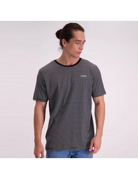 Stairway Stripe T Shirt by Lucid