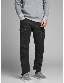 Drake Chop Akm 574 Cargo Trousers by Jack & Jones