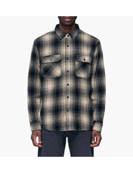 Bowery Flannel Shirt by Brixton