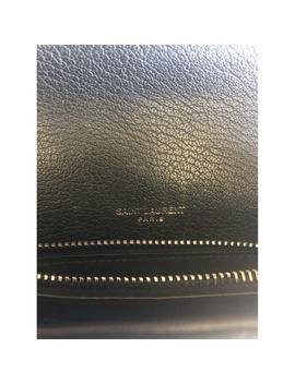 Collége Monogramme Leather Crossbody Bag by Saint Laurent