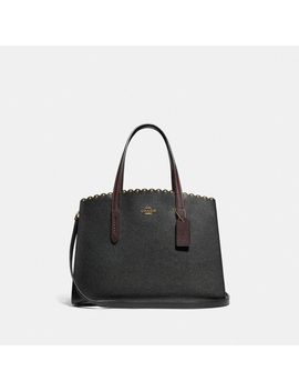 Charlie Carryall With Scallop Rivets by Coach